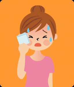 更年期障害にはどんな症状があるの?代表的な9つの症状を解説
