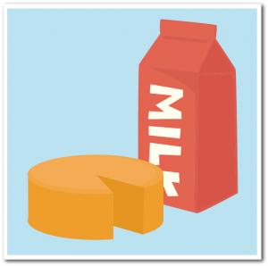 牛乳・チーズ